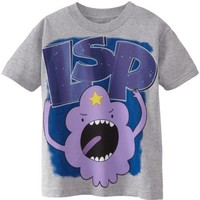 Adventure Time Big Boys' Adventure Time Lumpy Space Tee