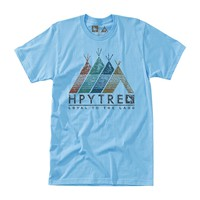 Apache Tee Light Blue / HippyTree