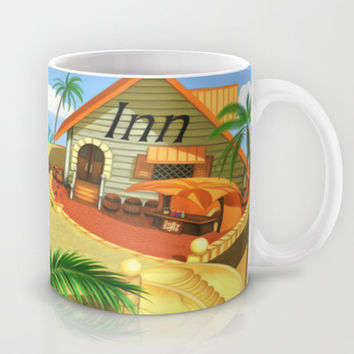 Costa Del Sol Inn Mug by Likelikes