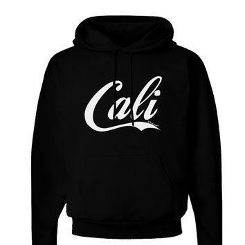 California Republic Design - Cali Dark Hoodie Sweatshirt by TooLoud