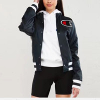 Champion Jacket jacket baseball  Black