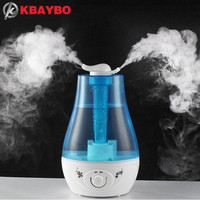 3L Air Humidifier Ultrasonic Aroma Diffuser Humidifier