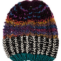 The Cydney Beanie in Multi