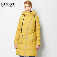 MIEGOFCE New Winter Collection 2016 Women's mid-Length down Jacket Warm Jacket Coat for Women High Quality