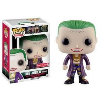 REPLACEMENT - FUNKO POP! HEROES THE JOKER (SUICIDE SQUAD) (BOXER)