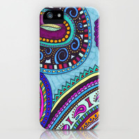 Fiona iPhone Case by Erin Jordan