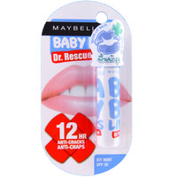 Maybelline Baby Lips Babylips Dr. Rescue Repair Lip Balm SPF 30 ICY MINT