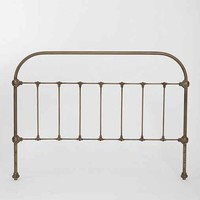 Plum & Bow Callin Iron Headboard