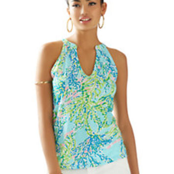 Arya Printed Tank Top - Lilly Pulitzer