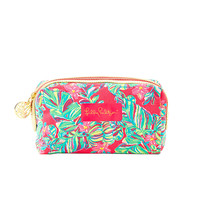 Lilly Pulitzer Palm Beach Medium Printed Cosmetic Case