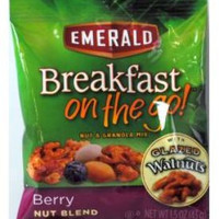 Emerald Breakfast On The Go - Berry Nut Blend Case Pack 32