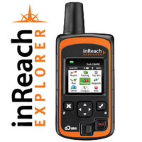 DeLorme inReach - Two-way satellite text messaging, tracking and SOS anywhere in the world