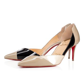 Tac Clac 70mm Pierre Patent Leather