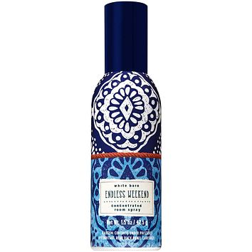 Bath and Body Works Endless Weekend Concentrated Room Spray 1.5 Ounce (2019 Edition)