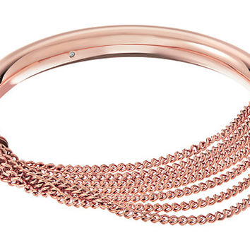 Michael Kors Modern Fringe Bracelet Rose Gold - Zappos.com Free Shipping BOTH Ways