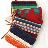Free People Serape Change Purse