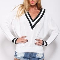 Searching For Perfect Sweater White