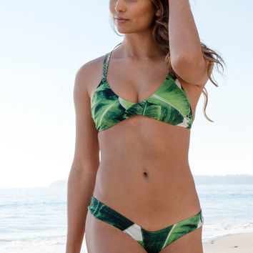 Stone Fox Swim - Indie Top | Banana Leaf