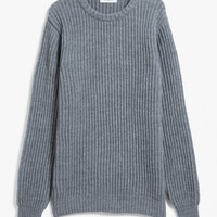 LA Panoplie / Lambswool Sweater