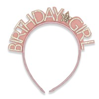 Toddler Happy Birthday Headband