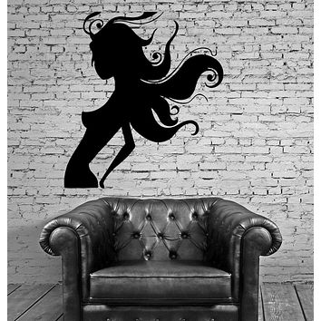 Beautiful Naked Woman Silhouette Sexy Decor Wall Mural Vinyl Art Sticker Unique Gift M320