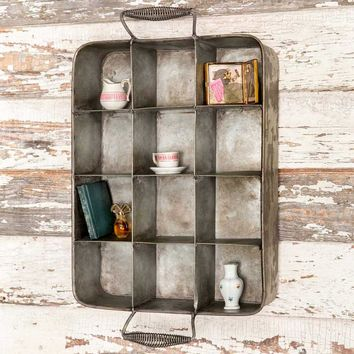 Seeding Tray Shadowbox