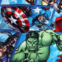 SALE - Marvel Avengers Cushion Cover