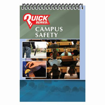 Campus Safety Manual 36-Pages