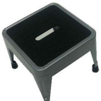 Cosco® 11-010PBL One-Step Non-Folding Step Stool, Steel