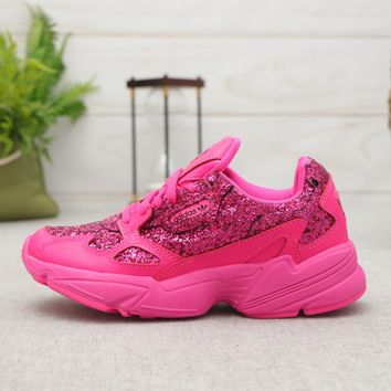"adidas Falcon ""Shock Pink"" WMNS Sneakers - Best Deal Online"
