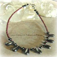 Gun Metal Anklet, Beach Wear, Bohochic, Bohemian,Beach Jewelry,Foot Jewelry,Gifts for Her,Fun, Body Jewelry,Direct Checkout, Ready to ship