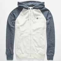 Billabong Balance Mens Hoodie Stone  In Sizes