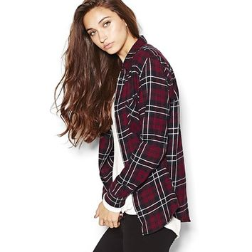 The Boyfriend Flannel Shirt