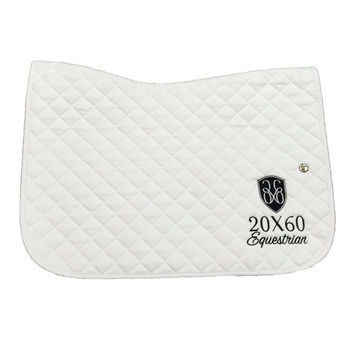 20x60 Jumper Saddle Pad by Ogilvy