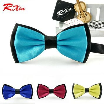 New 2016  Fashion Brand Tie Formal commercial Bow Tie male married bowtie Cravat decoration Ties for men Butterfly Bow ties