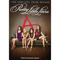 PRETTY LITTLE LIARS: THE COMPLETE THIRD SEASON (DVD)