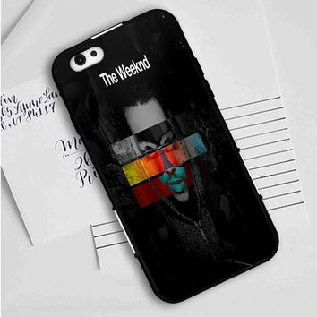 The Weeknd Album Cover iPhone Case