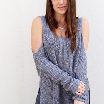 Ashes To Ashes Sweater