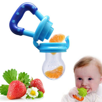 Pacifier Fruits Feeding(Free)