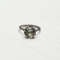 Nora Kogan   Black Arcadia Ring at Free People Clothing Boutique
