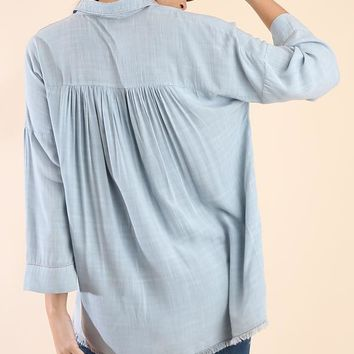 Oversized Umgee Top