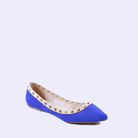 Piper Studded Flats