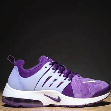 NIKE AIR PRESTO ESSENTIAL Fashion Casual Running Sport Shoes Sneakers For Women Purple G-SSRS-CJZX-1