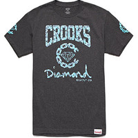 Diamond Supply Co Logo Collab T-Shirt at PacSun.com