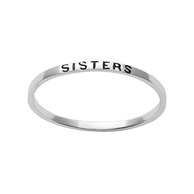 itsy bitsy sterling silver 39 39 sisters 39 39 from kohl 39 s