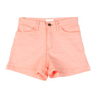 Simple Color Summer Shorts