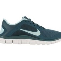 The Nike Free 4.0 Women's Running Shoe.