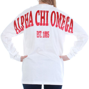 Alpha Chi Omega Color Series Stadium Jersey