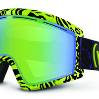VonZipper - Cleaver Party A2 - Lime PYL Goggles, Green/Blue Lenses