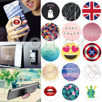popsocket ! Air Sac Phone Holder Expanding Stand Grip Pop Socket Mount for iPhone 7 Tablet Mobile Holder Desk For Xiaomi huawei